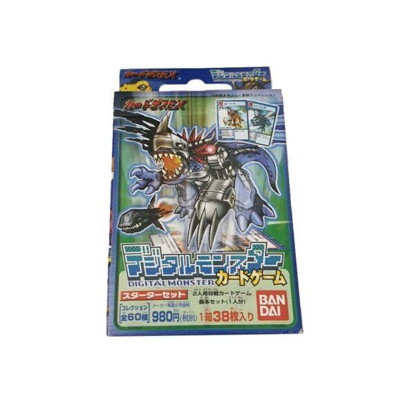 Digimon TCG Starter Ver 1 New
